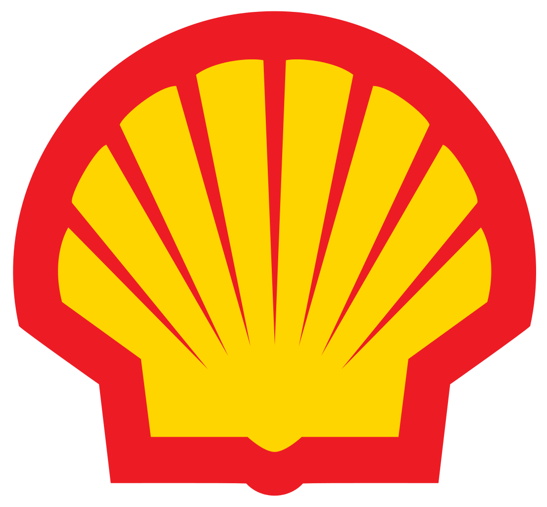 Shell partnership logo