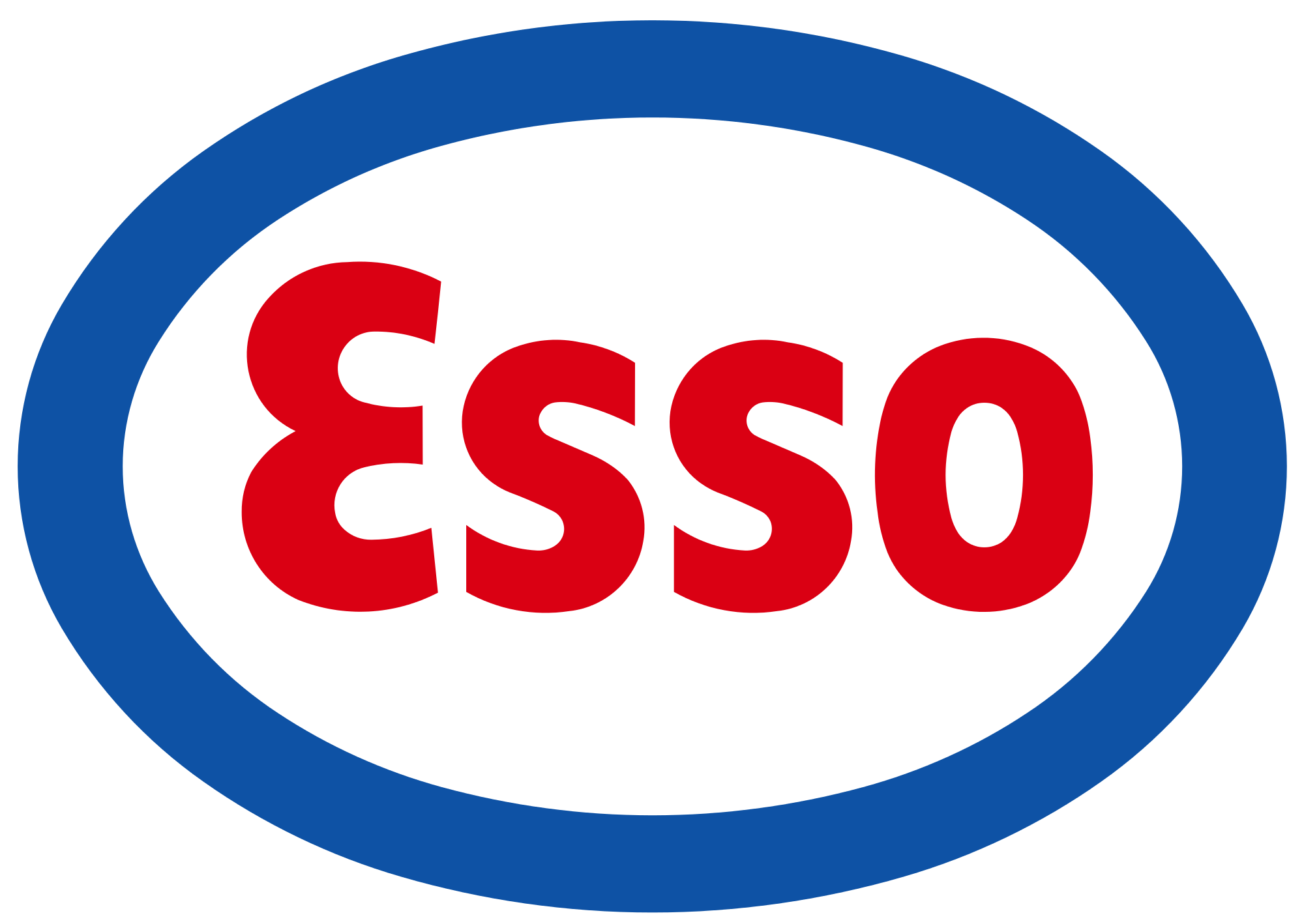 Esso partnership logo